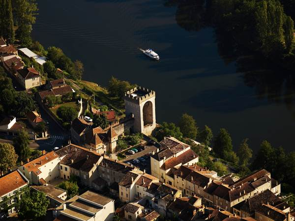 Cahors / La vallée du Lot