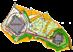 carte parcours orientations fort ayvelles