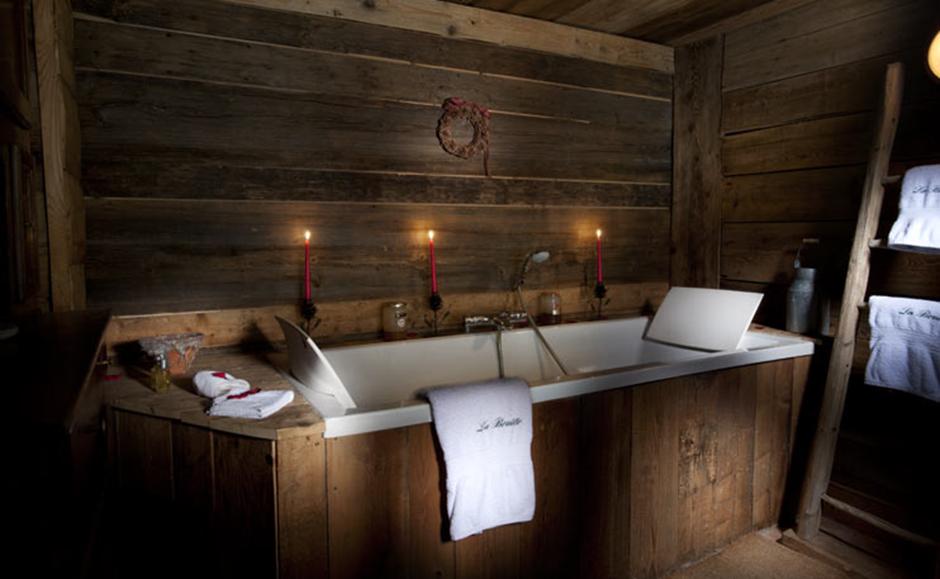 La Bouitte - baignoire