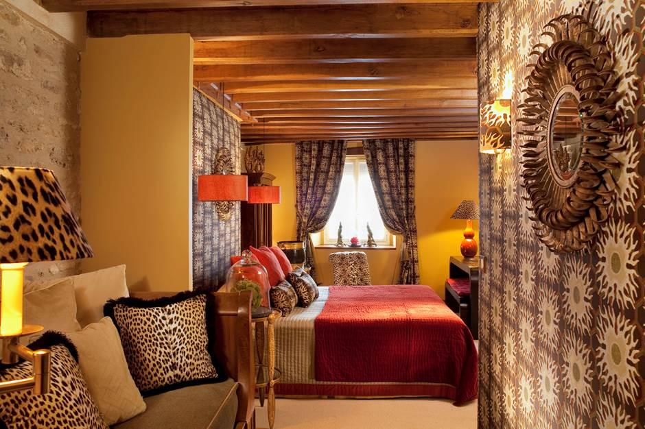 Hôtel de France - chambre 2