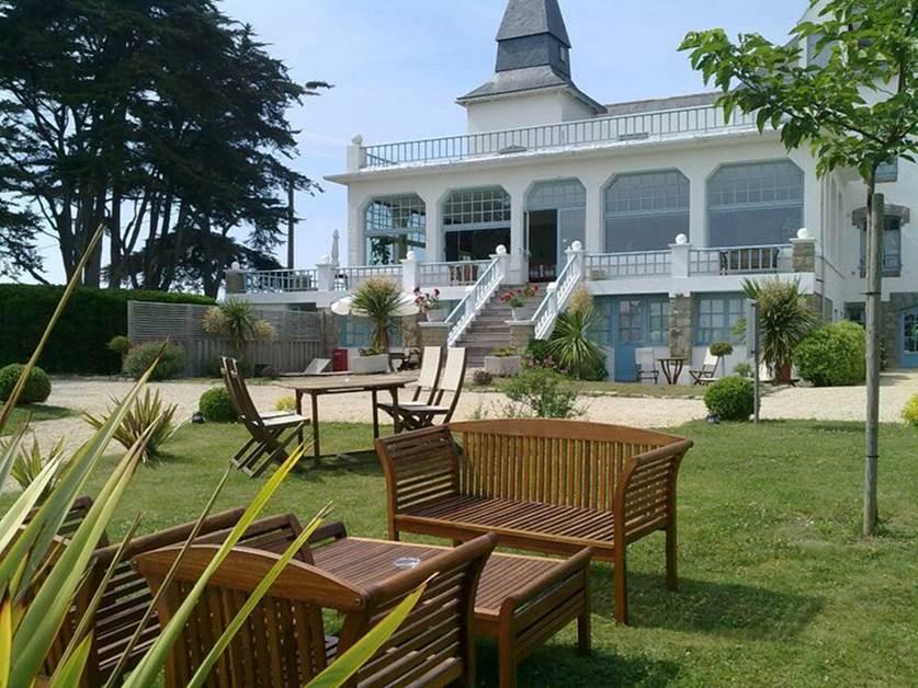 Hotel Restaurant spa le Tumulus-Carnac-Morbihan-Bretagne-Sud