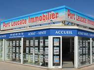 Port Leucate Immobilier
