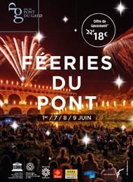 Les Féeries du Pont du Gard