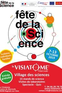 Fête de la science au Visiatome