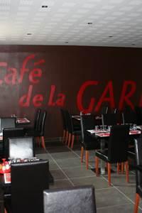 Restaurant Brasserie PMU Café de la Gare