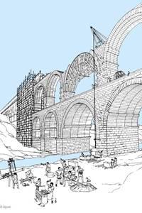 """Visite thématique """" Les matériaux de construction du Pont du Gard """""""