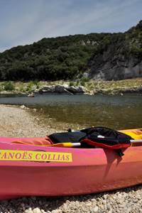 Canoë Collias