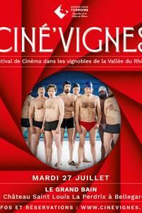 Ciné'Vignes - Le Grand Bain