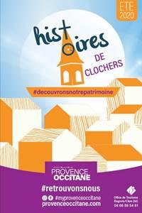 Histoire de Clochers à St Julien de Peyrolas