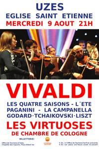Concert les virtuoses de chambre de Cologne