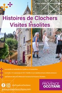 Histoire de Clochers à Sabran