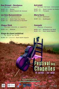 Festival des chapelles du Gard : La Chapelle du Castelas
