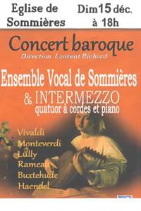 Concert baroque Sommières