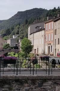 Village de Saint André de Valborgne