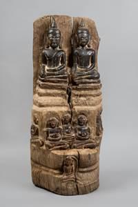 1 heure / 1 oeuvre : Les bouddhas de Birmanie