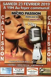 Concert Micro Passion