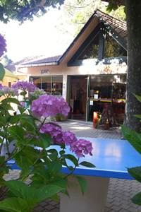 Restaurant Camping Les Sources