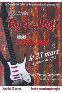 Soirée Rock'n Roll
