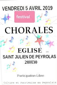 Festival de Chorales
