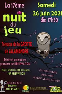 17 ème Nuit des Jeux