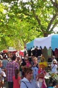 Marché traditionnel de Saint-Gilles