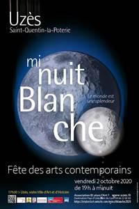Mi Nuit Blanche - Visite guidée Uzès - ANNULEE
