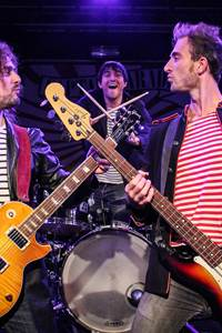 Festival Big Zazou - Rock les mômes avec Captain Parade