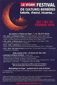 Festival de Cultures Berbères