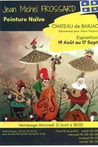 Exposition FROSSARD Jean-Michel