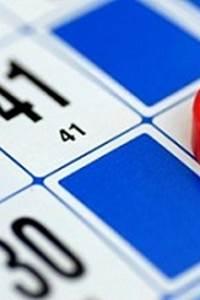 Calendrier des dates du loto 2019 -2020 Sommières