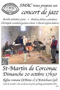 Concert corconac - Concert de jazz