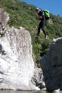 Canyoning Parfum d'Aventure