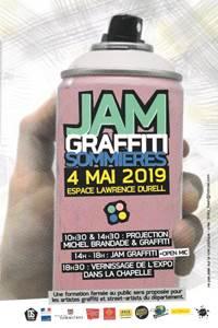 JAM Graffiti Sommières