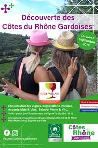 Balade Vigne et Vin à Saint-Gervais