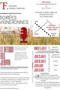 Le Retour des Jedivin - Soirée vigneronne