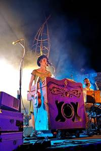 "Concert ""Nefertiti in the Kitchen"""