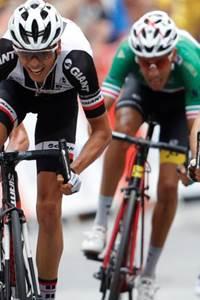 Tour de France - passage à Anduze