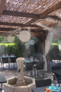 Restaurant Les Terrasses du Gardon