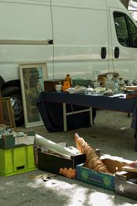 Vide-greniers, brocantes Sommières