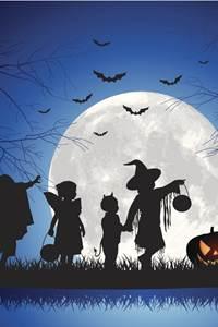 Halloween à Dinopedia