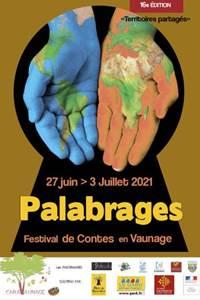 Palabrages Festival Contes en Vaunage