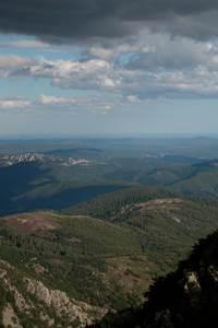Routes de découverte du massif de l'Aigoual