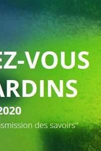 Les Rendez-vous aux Jardins - La Chartreuse