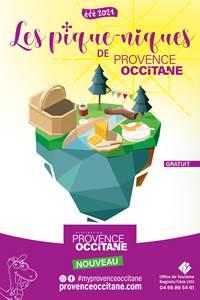 Les pique niques de Provence Occitane ... à St Julien de Peyrolas