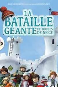 """Cinéma """"La Bataille géante de boules de neige"""""""