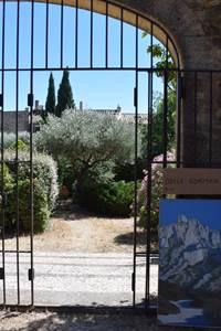 Festival d'art contemporain - Cours et Jardins des Arts
