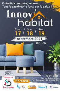Innov'habitat salon