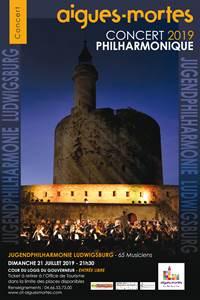 Concert philharmonique Jugenphilharmonie de Ludwigsburg