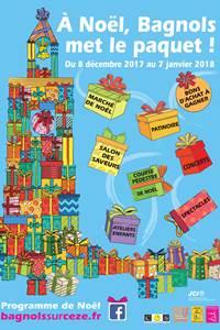 A Noël, Bagnols met le paquet