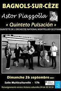 """Concert """"Quinteto pulsacion'"""